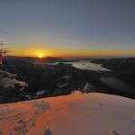alba invernale faiè